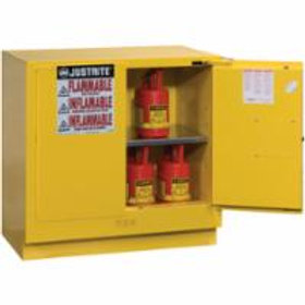JustriteUndercounter Safety Cabinets