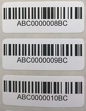 Custom Short Run Bar Code Label Manufacturer  | Wholesale Safety Labels