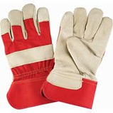 Grain Pigskin Fitters Gloves | Wholesale Safety Labels