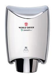 World Dryer SMARTdri™ Series Intelligent High-Speed Hand Dryers | Wholesale Safety Labels