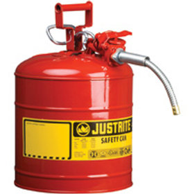Justrite Safety Cans Type II - Mfg. No. 7210120