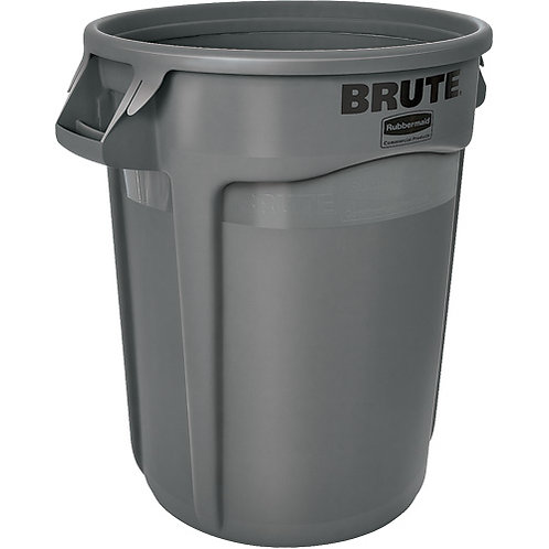 Rubbermaid Brute Containers 20, 32 or 44 Gallon Sizes