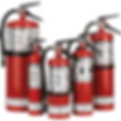 Strike First Steel Dry Chemical ABC Fire Extinguishers | Wholesale Safety Labels