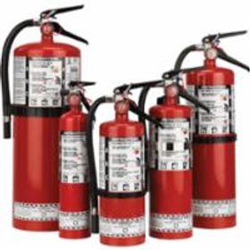 Strike First Fire Extinguishers  Dry Chemical ABC