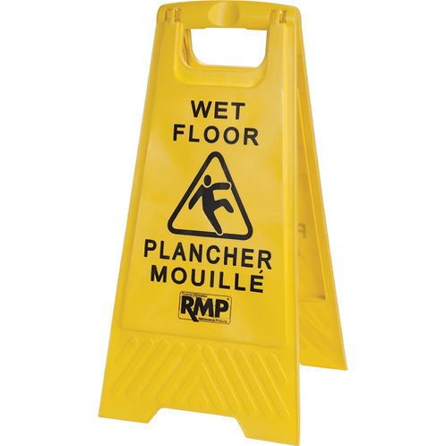 Safety Floor Signs