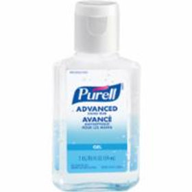 Purell Hand Rub - Mfg. No. 9652-12-CAN00 4 Sizes