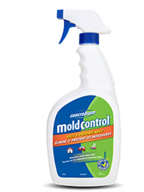 Concrobium Mold  Control ‐ 946 ml Trigger Sprayer 12/Case
