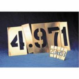 Brass Stencil Kits - 6 / Styles