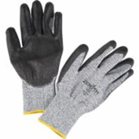 Cut Resistant Gloves - HPPE Polyurethane-Coated