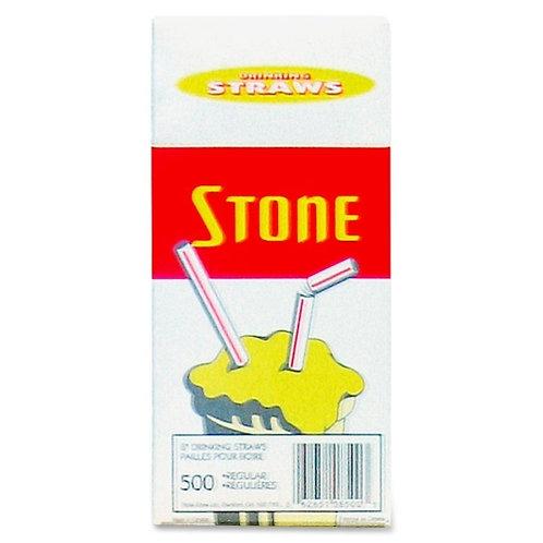 Stone Straws 500/Box
