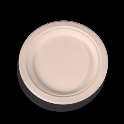 Bagasse Plates 500 or 1000 / Case