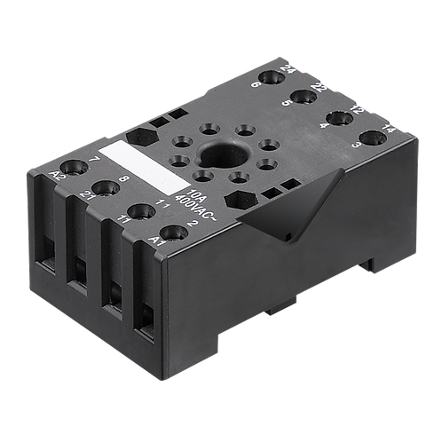 IMO Relay Socket (Base) For RS2 Relays T35 Din/Pan