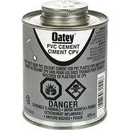 PVC Heavy-Duty Grey Cement