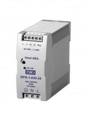 Din Rail Power Supply 24VDC Output, 30W 1.25A