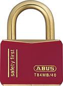 ABUSBrass Safety Padlock| Wholesale Safety Labels