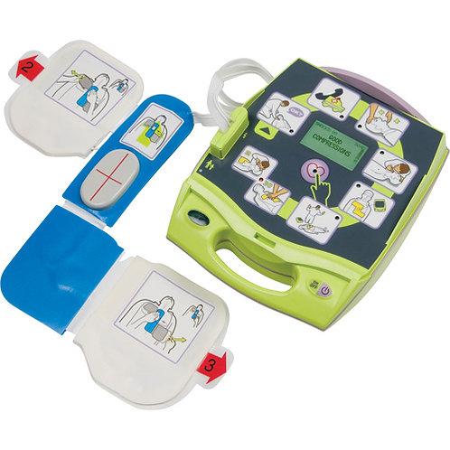 ZOLL®'sSemi Automatic AED Plus®Defibrillator