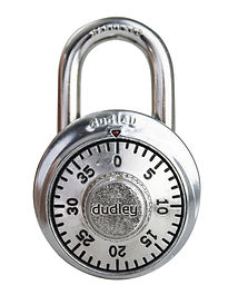 dudley® Commercial Combination Lock  | Wholesale Safety Labels
