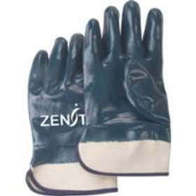 Zenith Safety Nitrile Coated Safety Cuff Gloves
