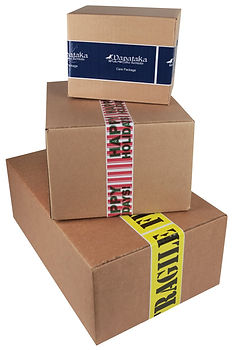 Custom Printed Shipping Tape | Wholesale Safety Labels