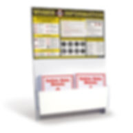 WHMIS / GHS Stations | Wholesale Safety Labels