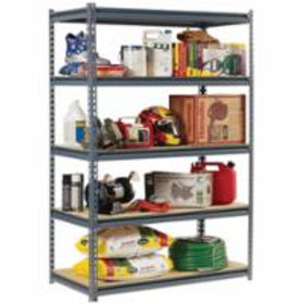 Shelving - UltraRack Heavy-Duty Boltless Shelving
