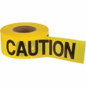 Economy Barricade Tape - Caution