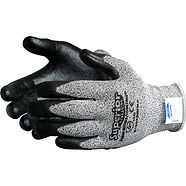 Superior Touch®Cut Resistant Foam Nitrile Palm-Coated Gloves