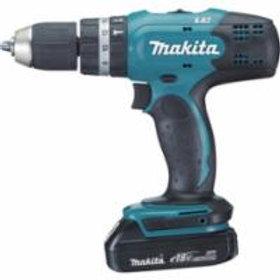 Cordless Tools - Makita 18 V Hammer Driver Drills