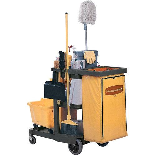 Janitor Carts Rubbermaid Mfg No. FG617388