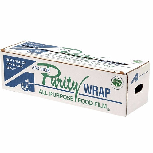 """Purity Wrap Packaging Film 11"""" x 2500' roll"""