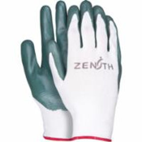 Zenith Safety Lightweight Nitrile Coated Gloves