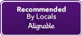 Recommended By Local Companies:   Alignable