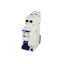 Mini Circuit Breakers by IMO Single Pole + Neutral, from 2A to 63A
