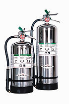 "AMEREX Wet Chemical Stored Pressure Class ""K"" Kitchen Extinguishers 