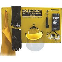 IRONguard's Forklift Battery Handling PPE Kit