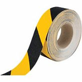 Economy Anti-skid tapes in Black and Yellow