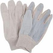 Split Cowhide Leather Palm Gloves