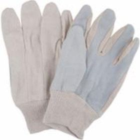Split Cowhide Leather Palm Fitters Gloves