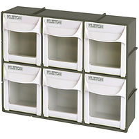 KLETON Heavy-Duty Tilt Bins