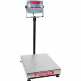 Defender 3000 Industrial Platform Scales by OHAUS