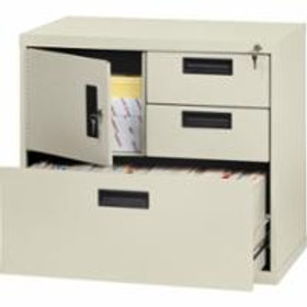 Files and Storage - 4-In-1 Lateral File Centres