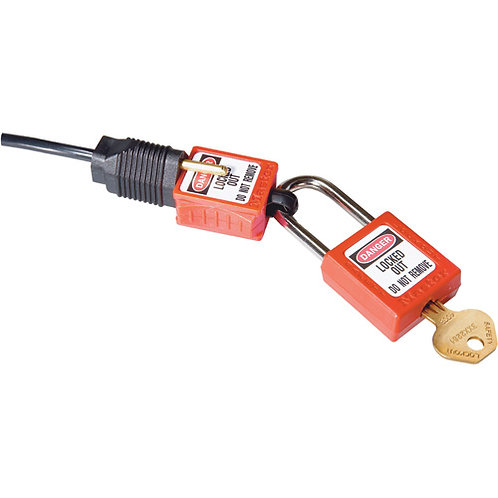 Plug Prong Lockout | Toronto | Ontario | Wholesale Safety Labels
