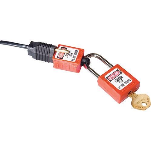 MASTER LOCK - Plug Prong Lockout Mfg No. S2005