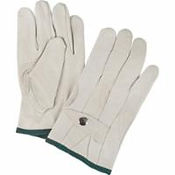 Wholesale Safety Labels - Leather Work Gloves