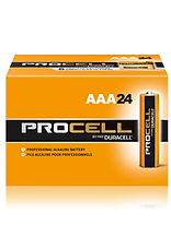 Duracell Procell Efficient Power and Performance | Wholesale Safety Labels