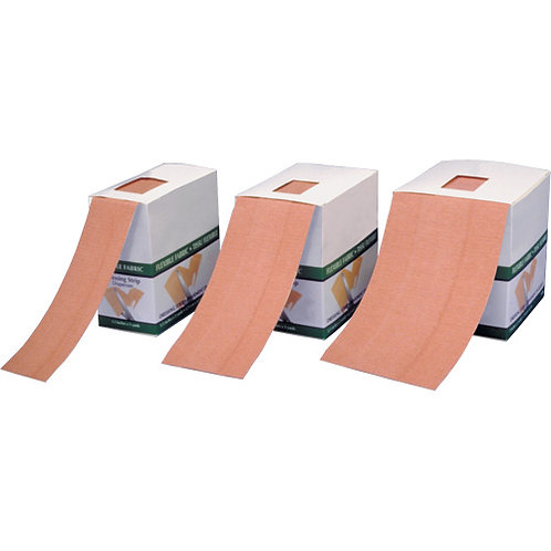 Bandages & Dressings - Fabric Dressing 3 Sizes