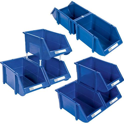 Hi-Stack Plastic Bins -20 Styles