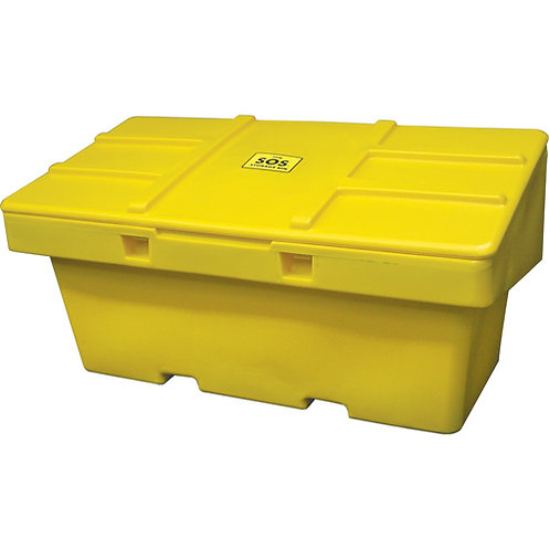 Ice Melters - SOS Storage Bins 4 Sizes / 2 Colours