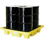 ENPAC Low Profile Spill Pallets | Wholesale Safety Labels