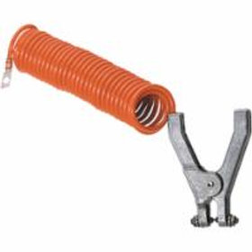 Steel Drums - Coiled Grounding Clamps - 5 Sizes